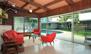 A Mid-Century Gem Exposed in Los Angeles