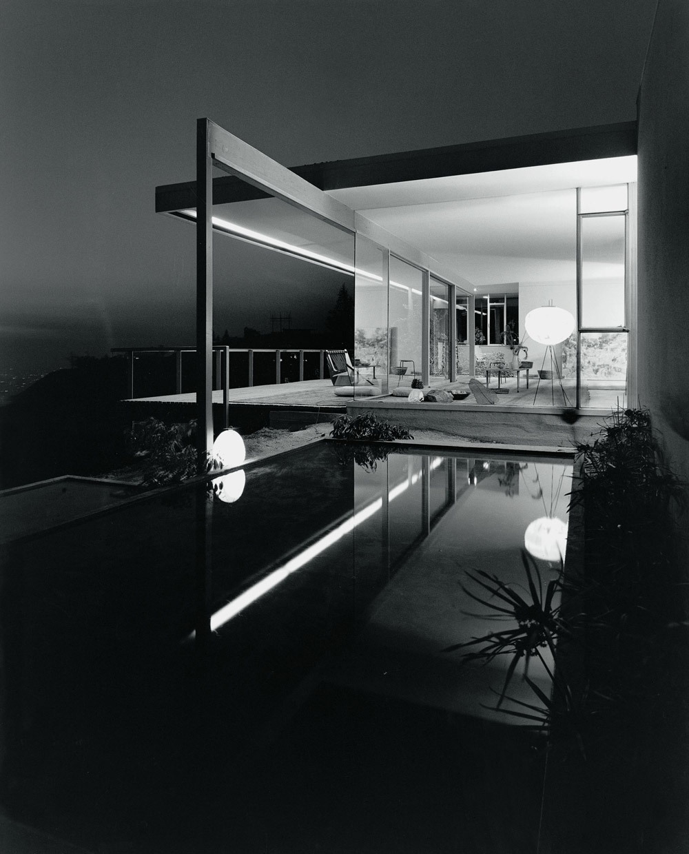 Architecture mid century houses in southern california for Mid century homes los angeles