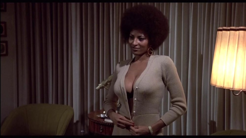 coffy pam grier with - photo #1