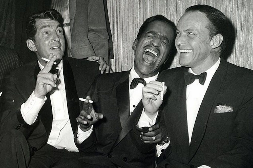 Rat Pack Drinks