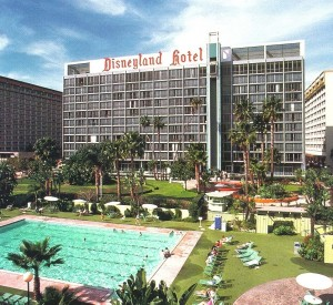 The Disneyland Hotel – A Mid-Century Classic