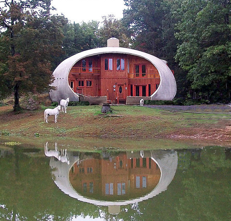 Architecture That Time When Bubble Houses Were The Future