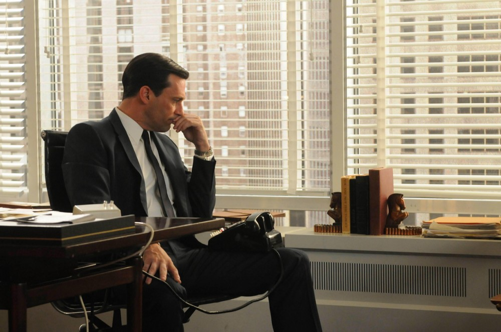Staying Fresh In The Office – Don Draper Style