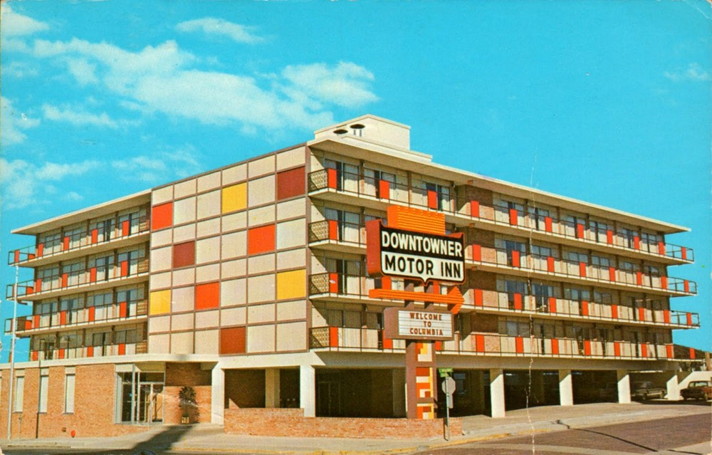 Rooms: Architecture: Stylish Mid-Century Hotels & Motels
