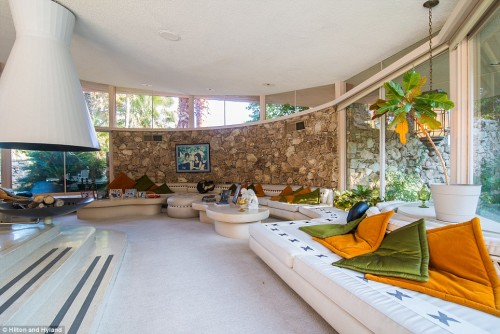 Elvis Palm Springs Honeymoon Home for Sale