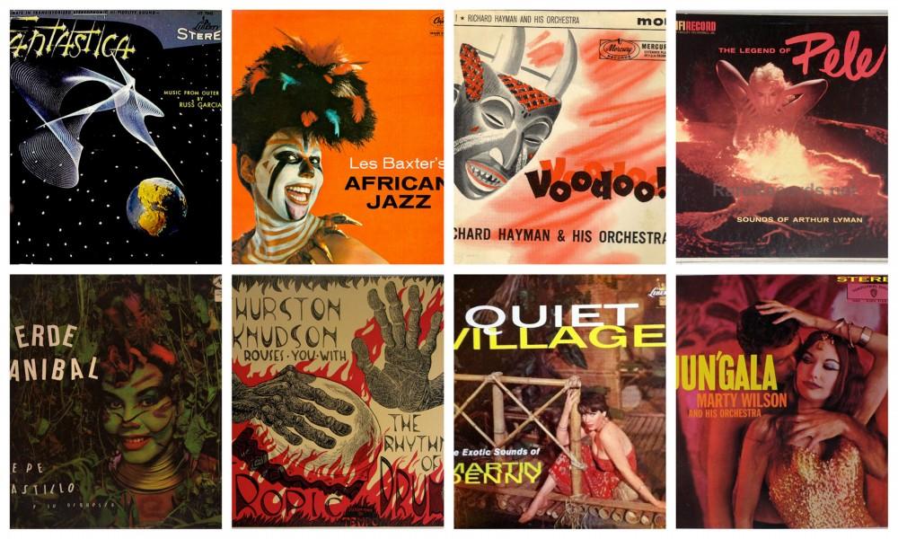 Appreciating Exotica Jazz