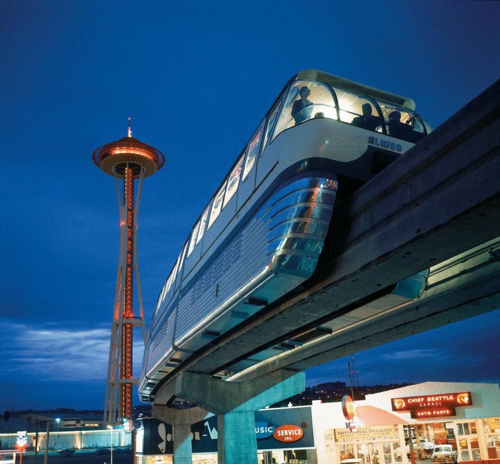 Century 21 – Seattle World's Fair 1962