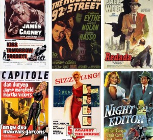 Classic Film Noir Posters