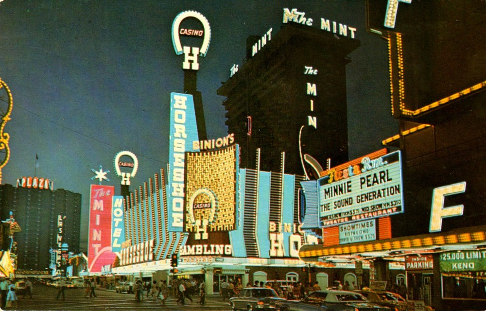 Vintage Las Vegas – The Original Cloud Cuckoo Land
