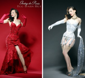 Gentry de Paris Brings Back the Glamour to Burlesque