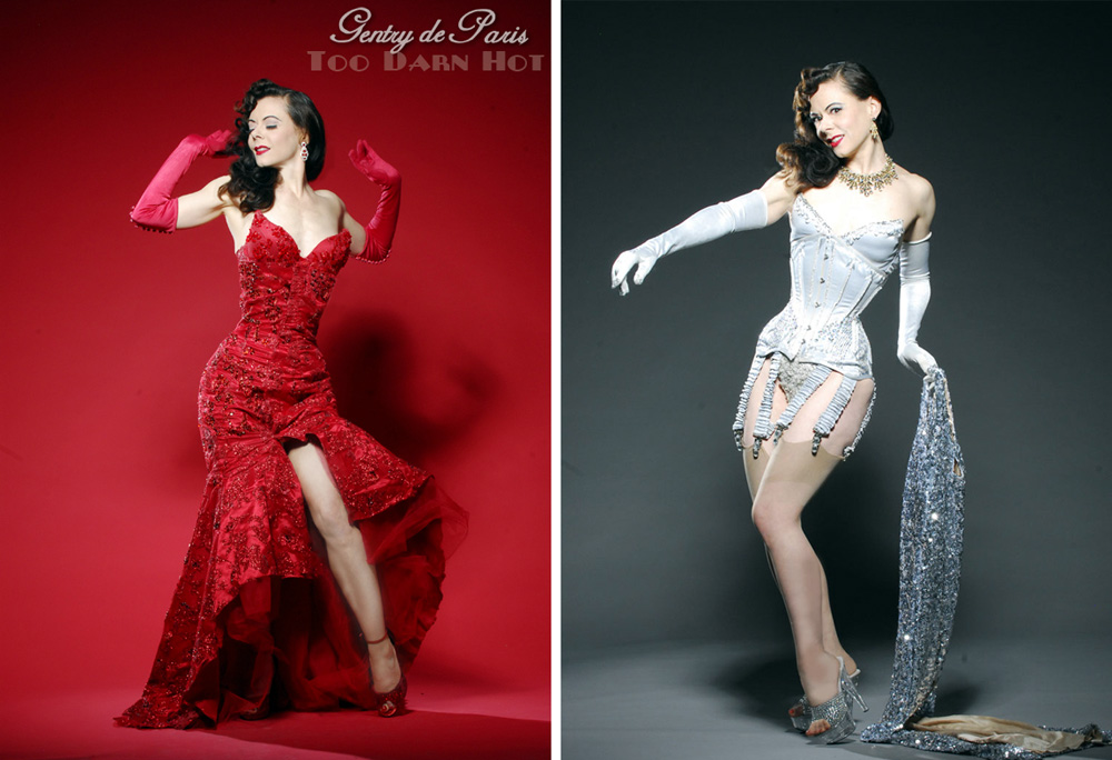 Article: Gentry de Paris Brings Back the Glamour to Burlesque