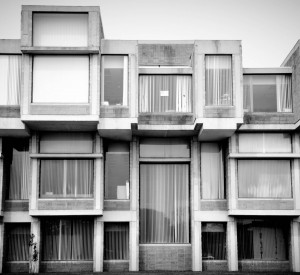 A Perspective on Brutalism Architecture