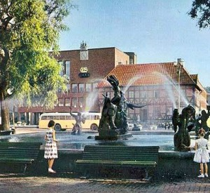 Halmstad in the 1960s