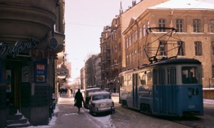 Stockholm Street Scenes Then and Now
