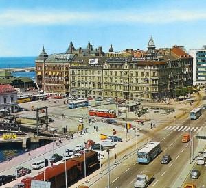 Helsingborg in the 1960s