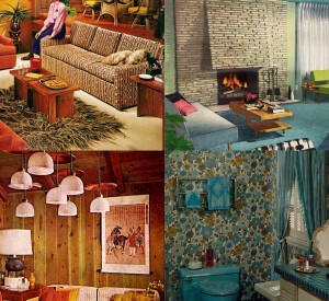 Home Decor of the 1960s
