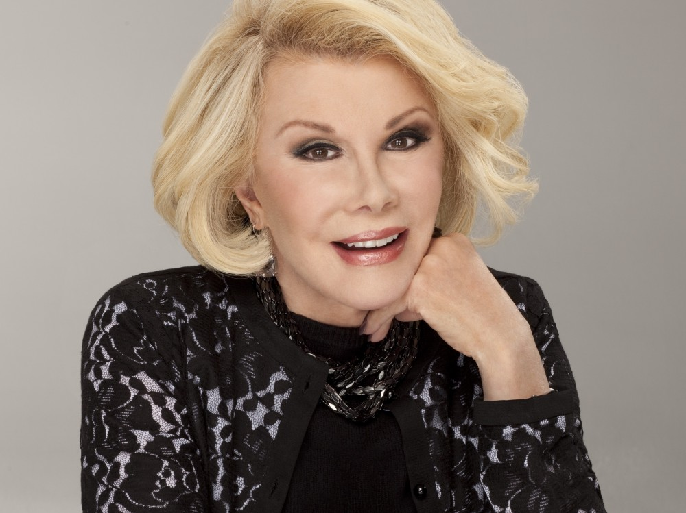 The Comedy Of Joan Rivers