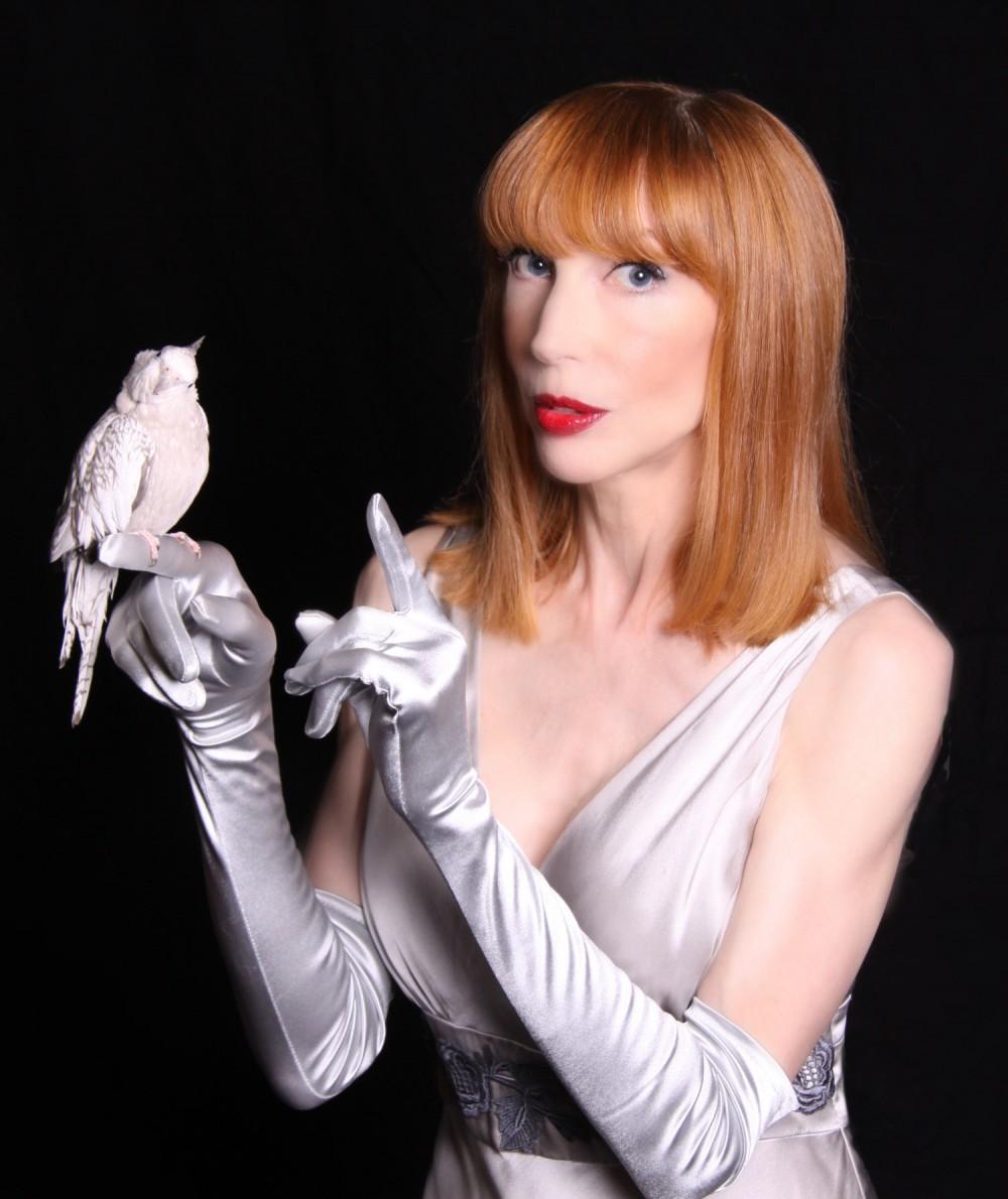 Laura Ainsworth – Necessary Evil