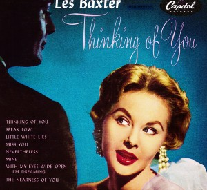 Les Baxter is Thinking of You