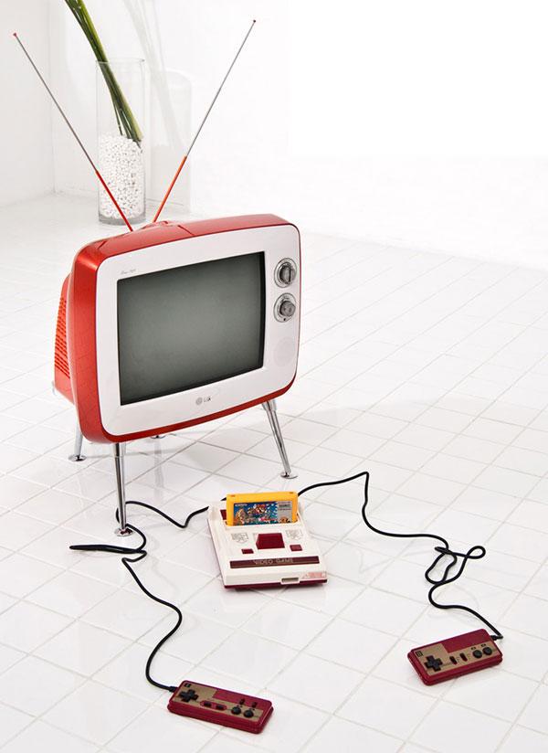 LG Retro Television