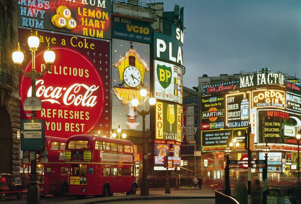 Daydreaming Scenes From A Vibrant 1960s London Ultra Swank