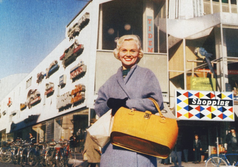 A Mid-Century Shopping Centre in Northern Sweden