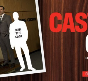 Mad Men Casting Call