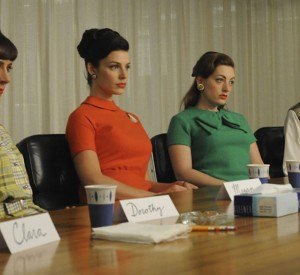 Mad Men and Pond's Question Whether a Clean Face Leads to Matrimony