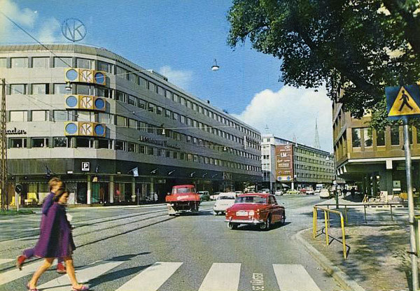 NK in Malmö – The Nordic Company Department Store