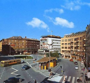 Malmö in the 1960s – Nostalgia from Past Time Sweden