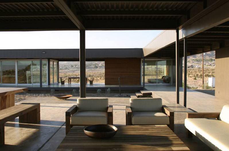 The Desert House