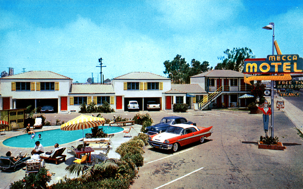 Vintage California Prints in Living Color