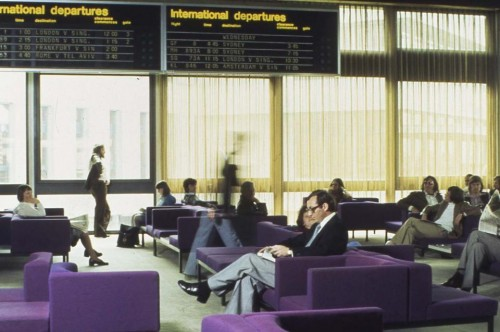 What Airports Looked Like in the 1970s