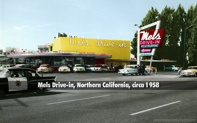 Californian Vintage Photos Redux – Black & White in Color