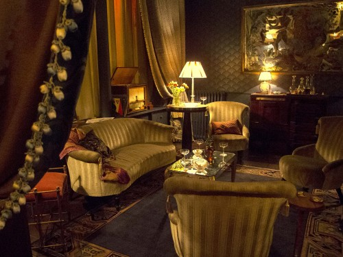 You are Cordially Invited to a Paris Ghost Apartment