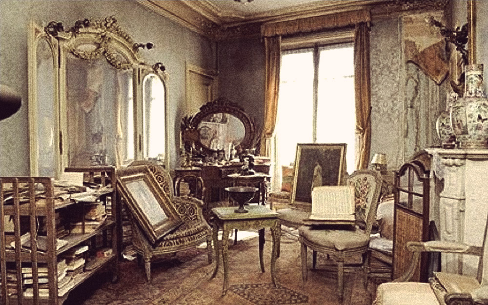 A Parisian 1940s Apartment Uncovered