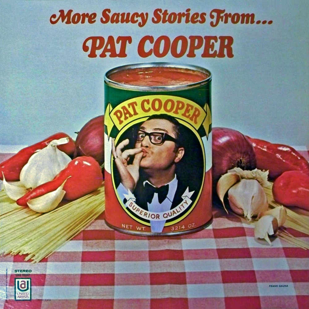 Pat Cooper Comedy