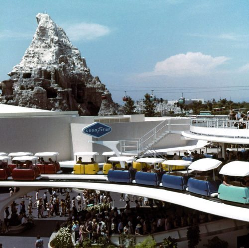 Ride the Peoplemover