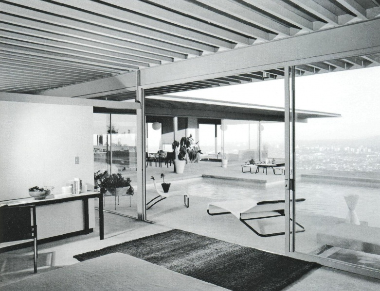Pierre Koenig's Case Study House #22
