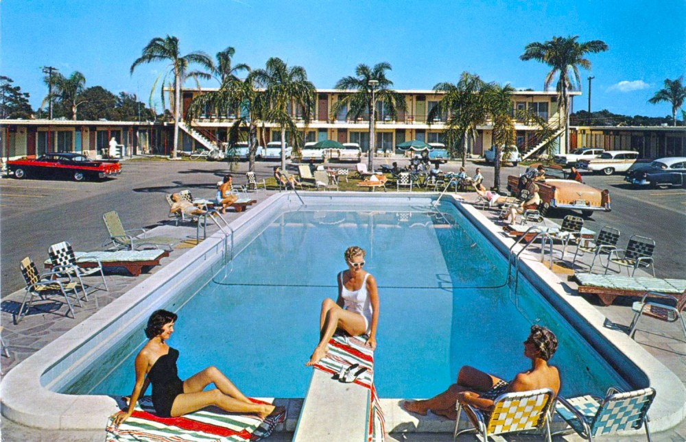 Nostalgic Postcards of American Roadside Attractions