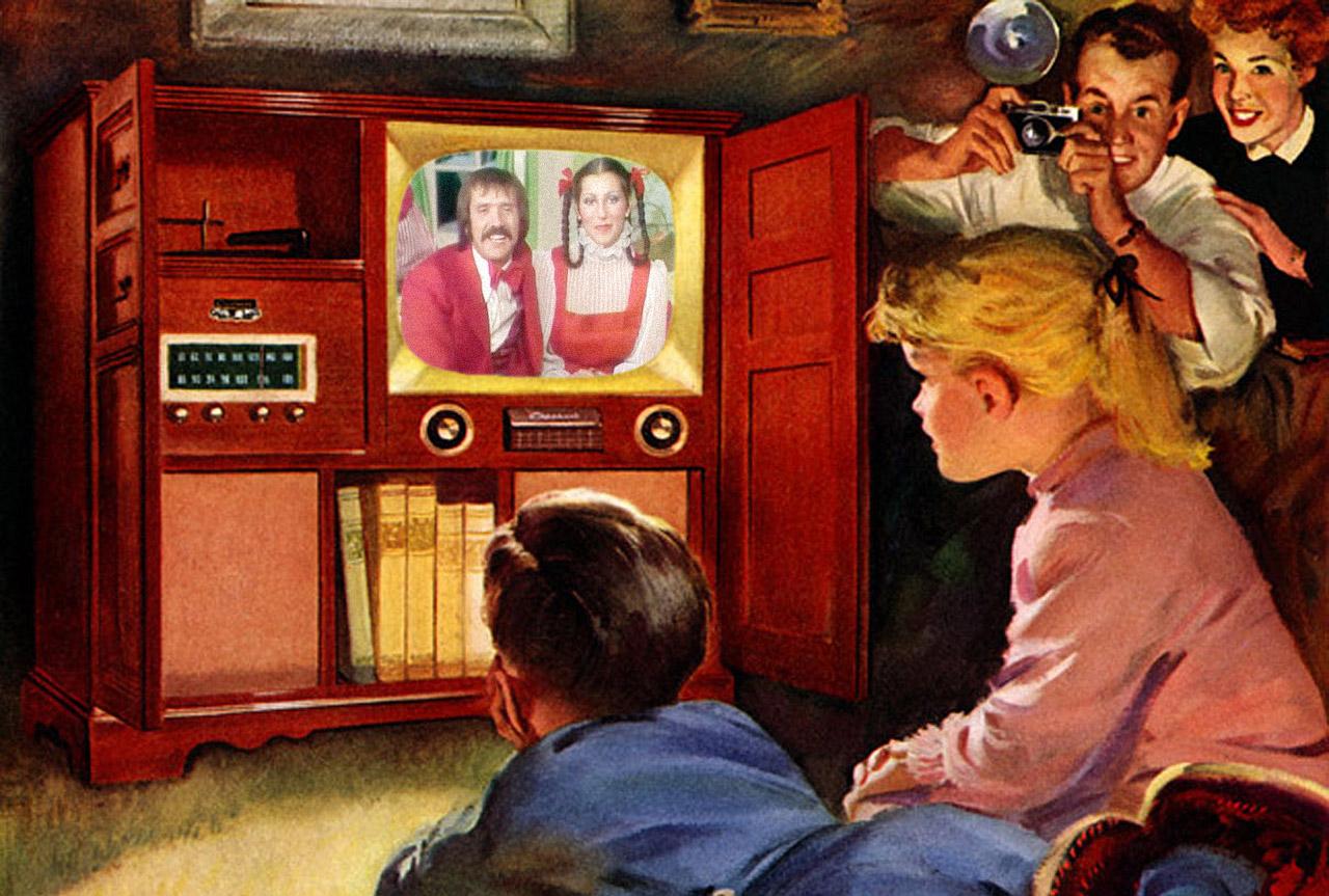 Television: Pan Am Flies Again | Ultra Swank Cartoon Kid Singer