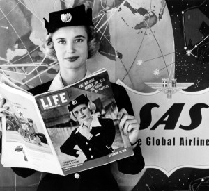 Scandinavian Stewardesses Takes Us Into the Jet Age