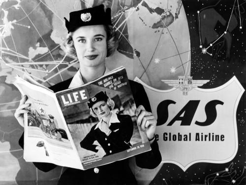 Scandinavian Stewardesses Takes Us Into the Jet Age