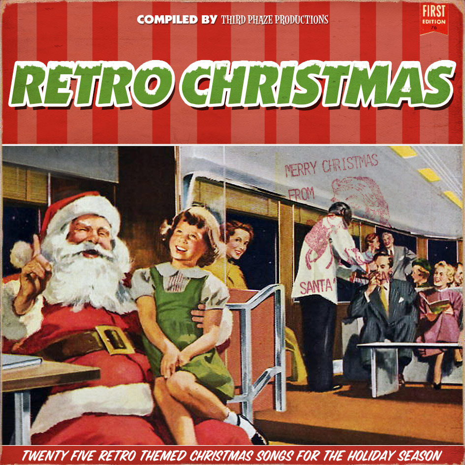 Retro Christmas – A Christmas Music Compilation - Ultra Swank