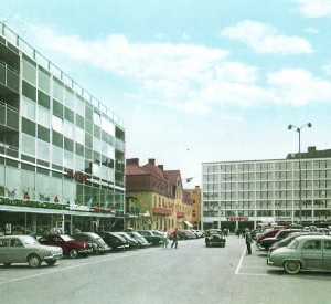More Swedish Postcards – Optimistic and Colorful Modernism