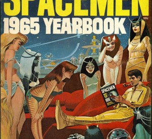 1965 Spacemen Yearbook