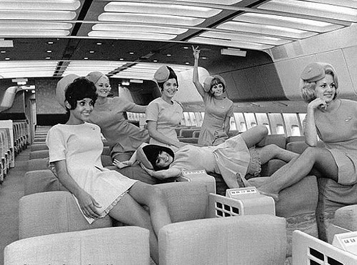 Retro Photos From the Golden Years of Flying