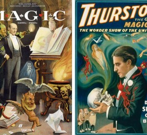 The World's Greatest Magicians – A history lesson by Taschen