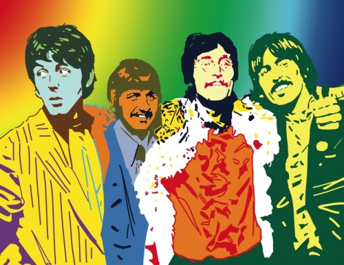 The Beatles Fifty Years Later