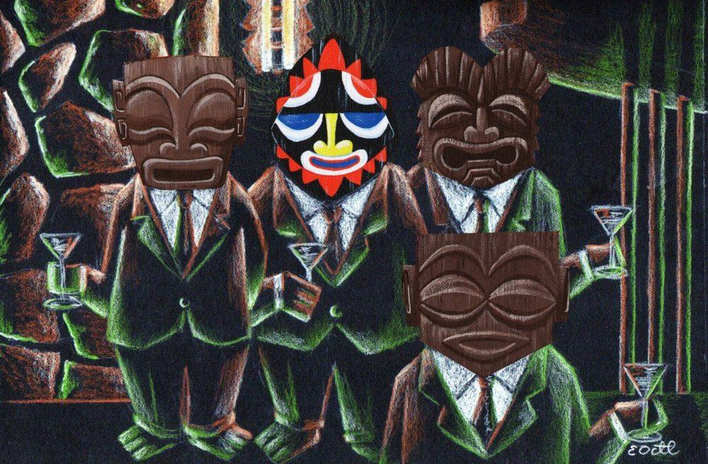 Tiki Delights: Swank